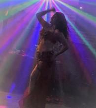 Belly Dancer Francine