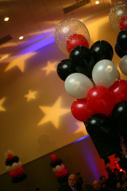 Star Gobo Balloons
